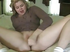 Amateur, BBW, Masturbation, Squirt, Webcam