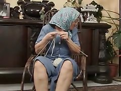 Ass Licking, Blowjob, Cumshot, Granny, Old and Young