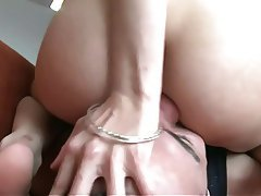 Amateur, Ass Licking, Brunette, Face Sitting