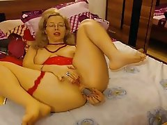 Anal, Blonde, MILF, Webcam