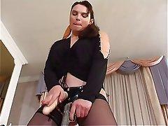 BDSM, Femdom, Russian, Strapon