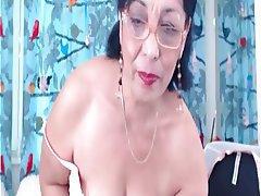 Amateur, Brunette, MILF, Webcam