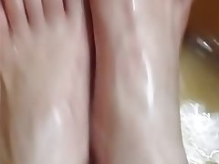 Close Up, Foot Fetish