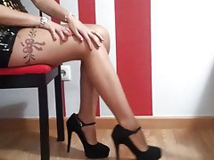 Amateur, BDSM, Femdom, Spanish