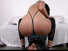 Ass Licking, Brunette, Face Sitting