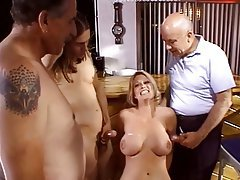 Anal, Blowjob, Threesome, Big Boobs, Blonde