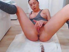 Amateur, Big Boobs, Squirt, Webcam