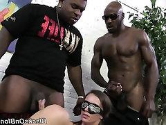 Big Ass, Big Tits, Creampie, Cumshot, Ebony