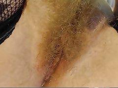 Amateur, Blonde, Hairy, Webcam