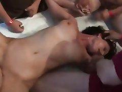 Amateur, Creampie, Group Sex