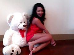 Amateur, Babe, Big Boobs, Brunette, Webcam