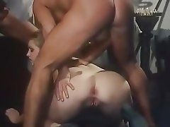 Anal, Cumshot, Double Penetration, Hairy