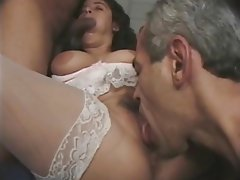 Anal, Mature, Threesome