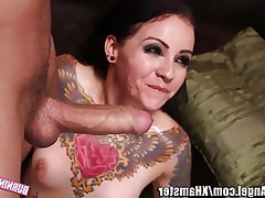 Anal, Cumshot, Double Penetration, Emo, Threesome