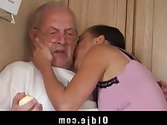 Blowjob, Cumshot, Cunnilingus, Old and Young, Teen