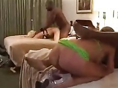 Amateur, Blonde, Creampie, Interracial, MILF